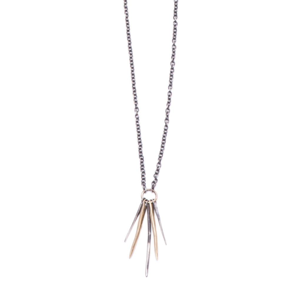 Image of Five-Spike Necklace