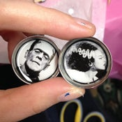 "Monster & Bride Plugs (sizes 2g-2"")"