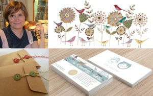 Image of Gift Booking: Workshop with Artist & Designer Helen Rhodes