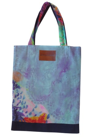Image of roots & spirits tote bag