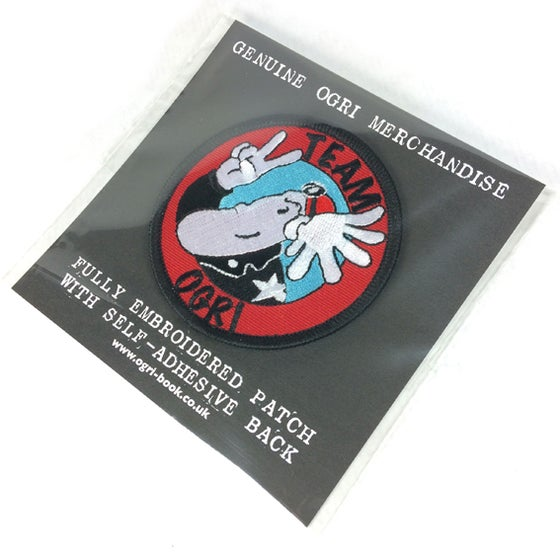 Image of PATCHES! BACK IN STOCK!