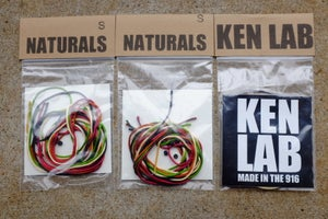 Image of Ken Lab Satin String Packs