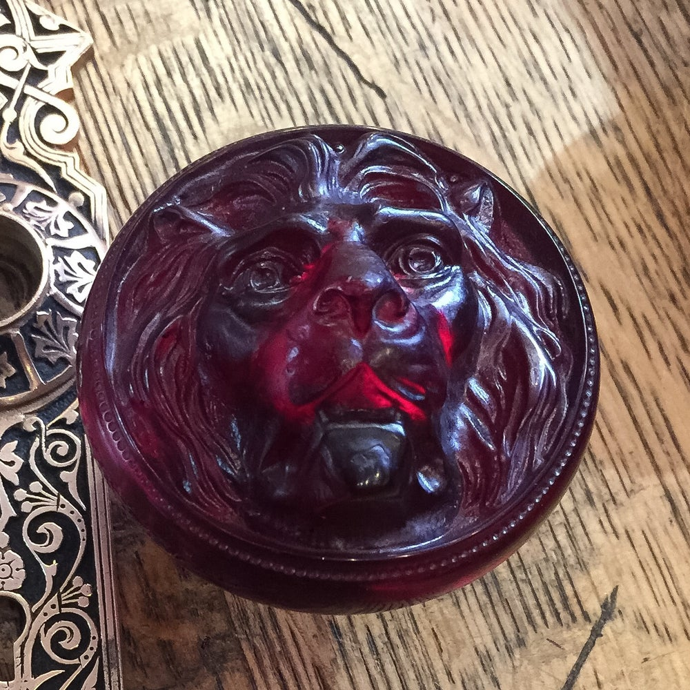 Image of Kreuzinger's Lion Door Knob