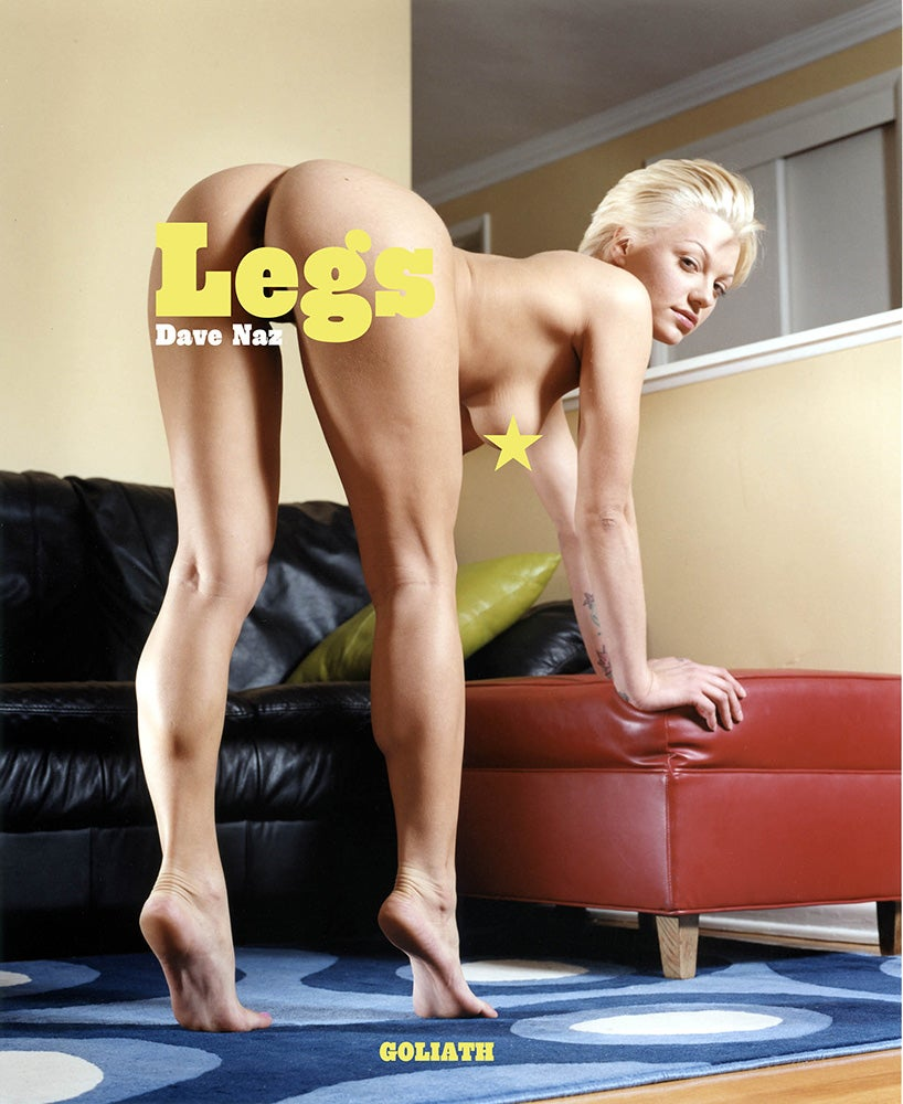 Image of Legs (signed book) - Out of Print
