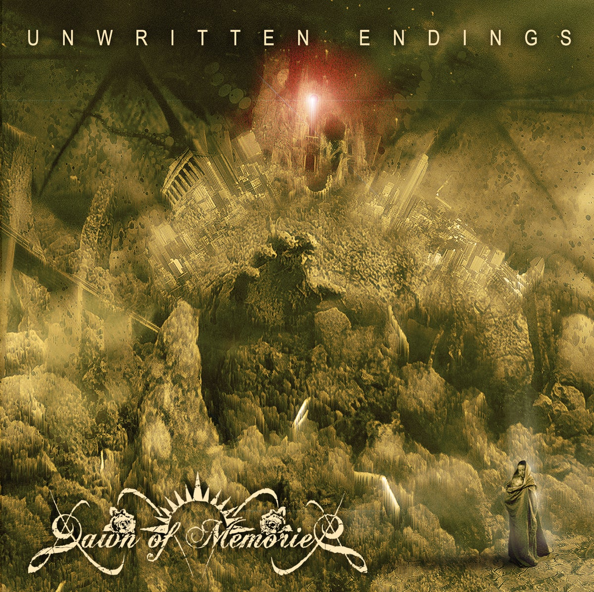 Image of Unwritten Endings
