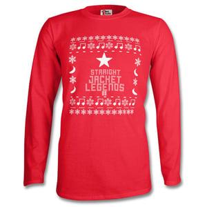 Image of Straight Jacket Christmas Jumper