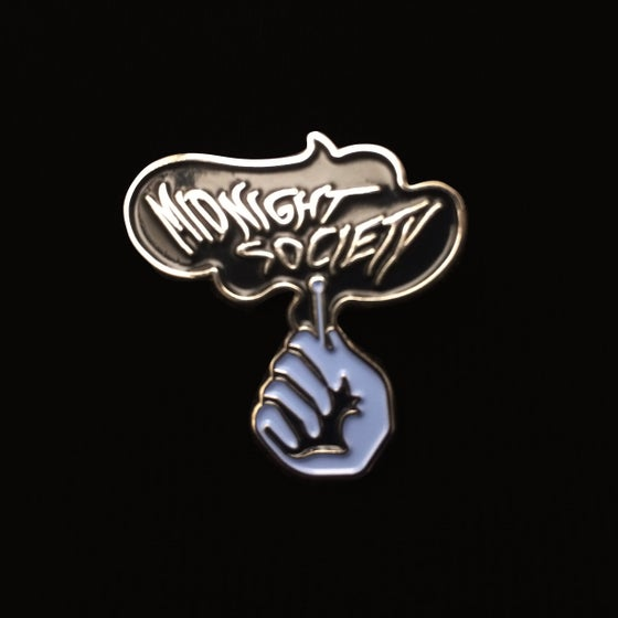 Image of Midnight Society Enamel Pin