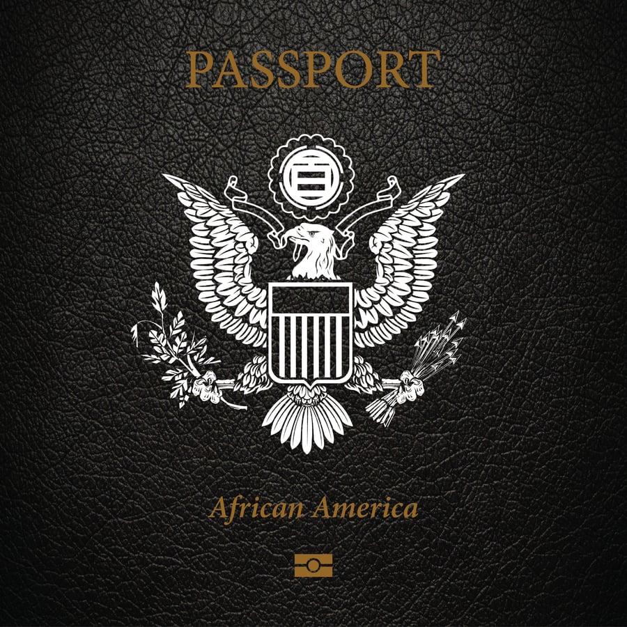 "Image of The Black Opera ""African America"" VINYL 2XLP w/ Bonus Cut"