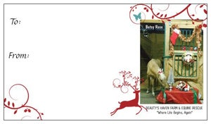 Image of 50 Christmas Gift Tags Featuring Betsy Rose