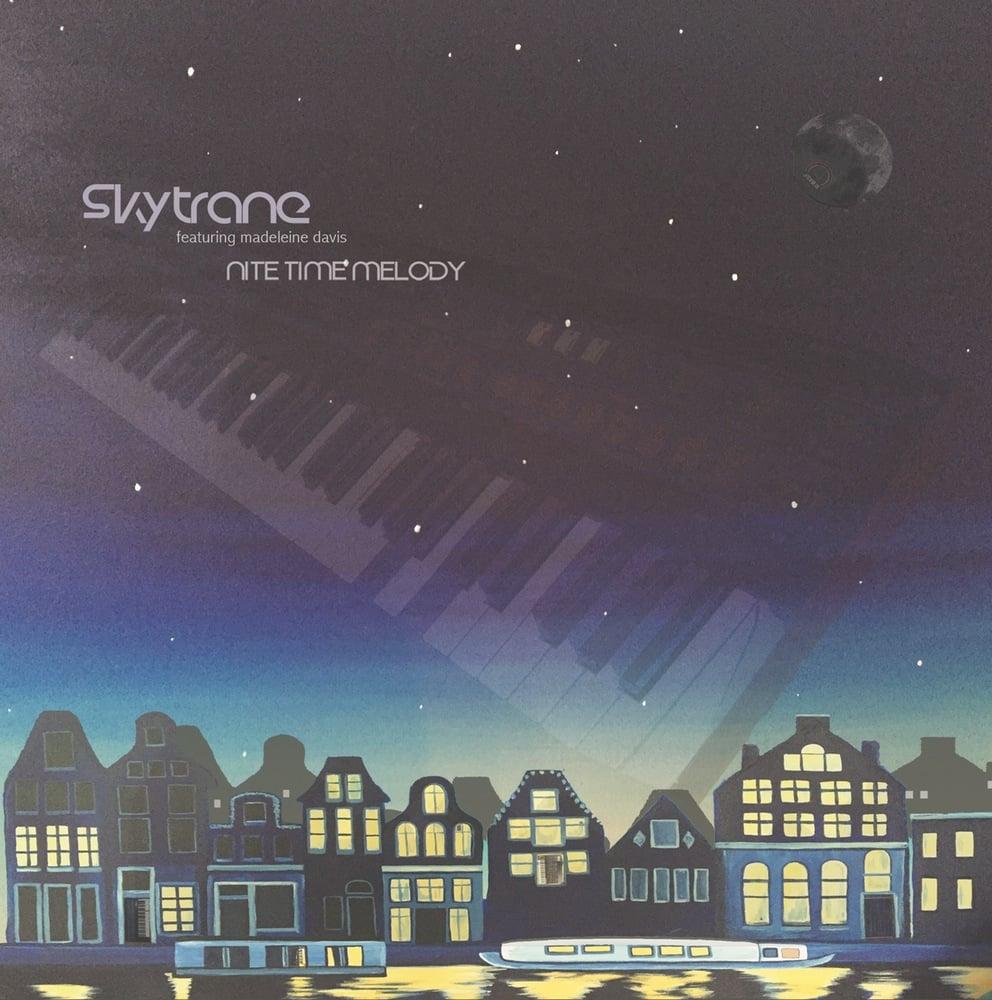"Image of Skytrane featuring Madeleine Davis ""Nite Time Melody"""