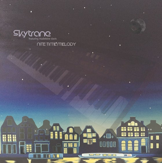 "Image of Skytrane featuring Madeleine Davis ""Nite Time Melody"""
