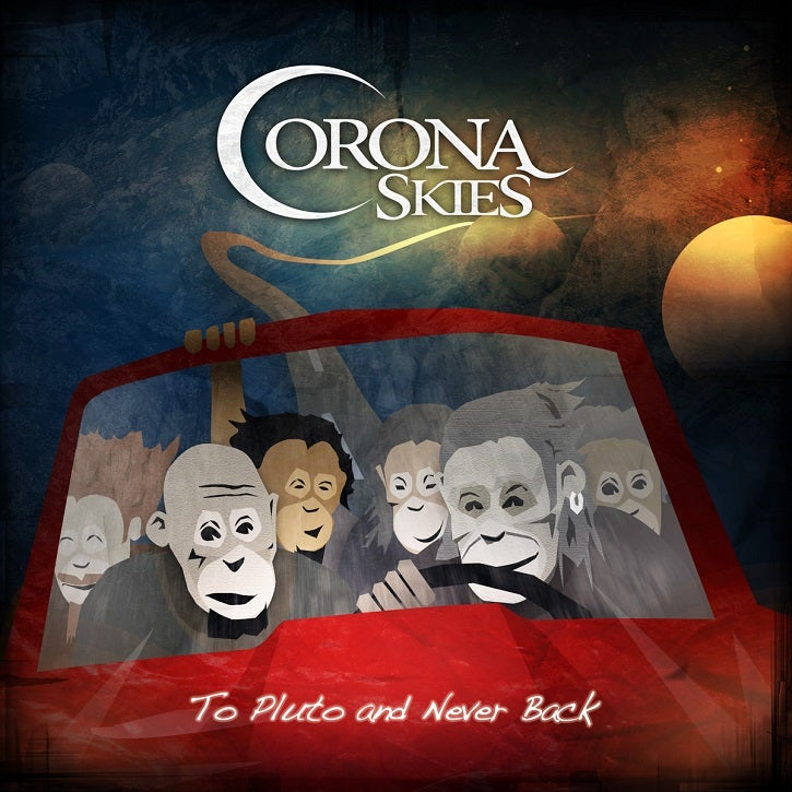 Image of To Pluto And Never Back CD (EP)