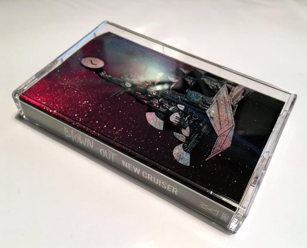 BLOWN OUT 'New Cruiser' Cassette & MP3