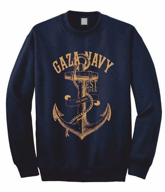 Image of *NEW* Rustic Gavy Navy Sweat