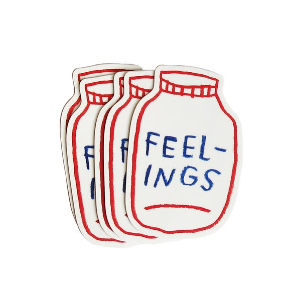 Image of FEELINGS Stickers