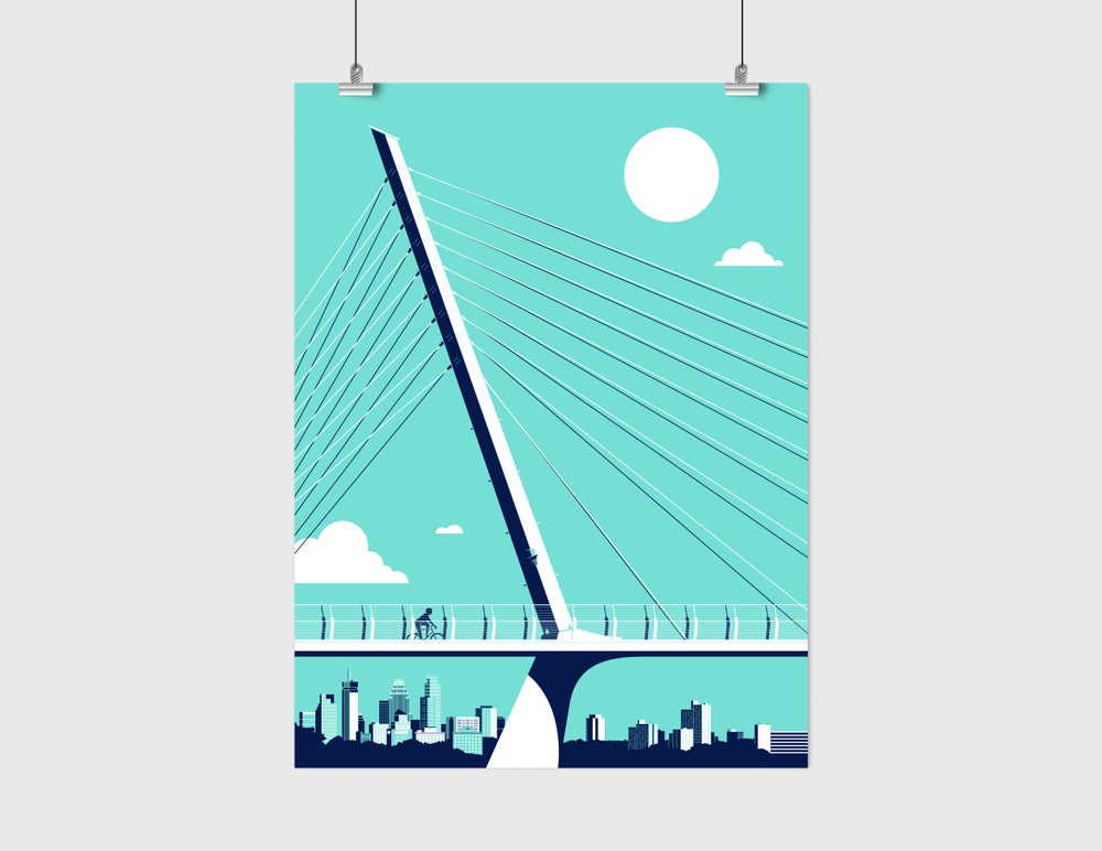 Image of Sabo Bridge Poster
