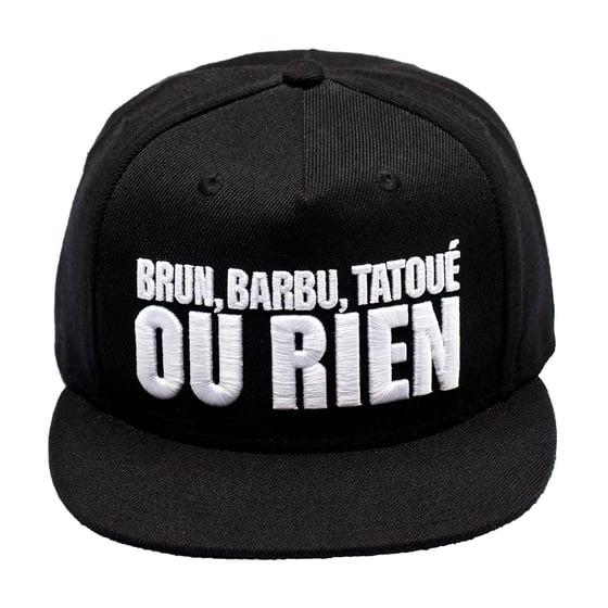 Image of Snapback - Brun, Barbu, Tatoué, ou rien