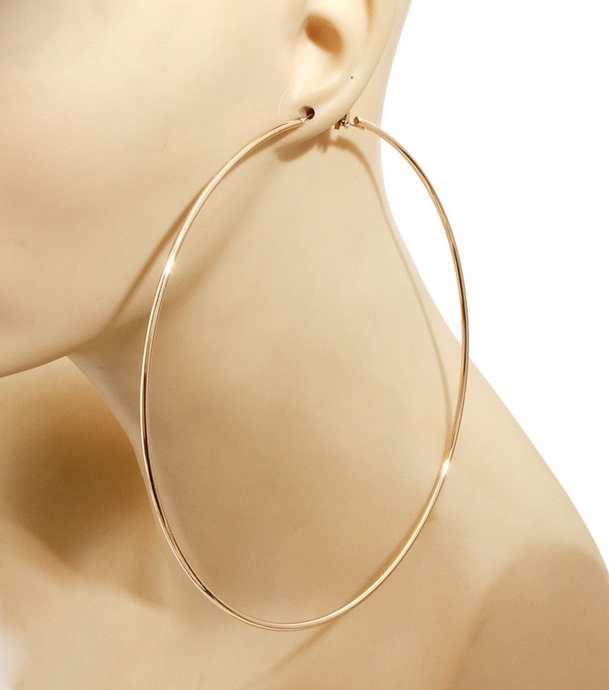 Image of Sevyn Jumbo hoops