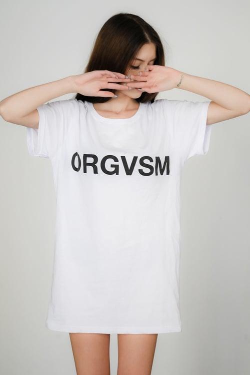 Image of ORGVSM WHT  BASIC