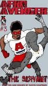 Afro Avenger Issue 3