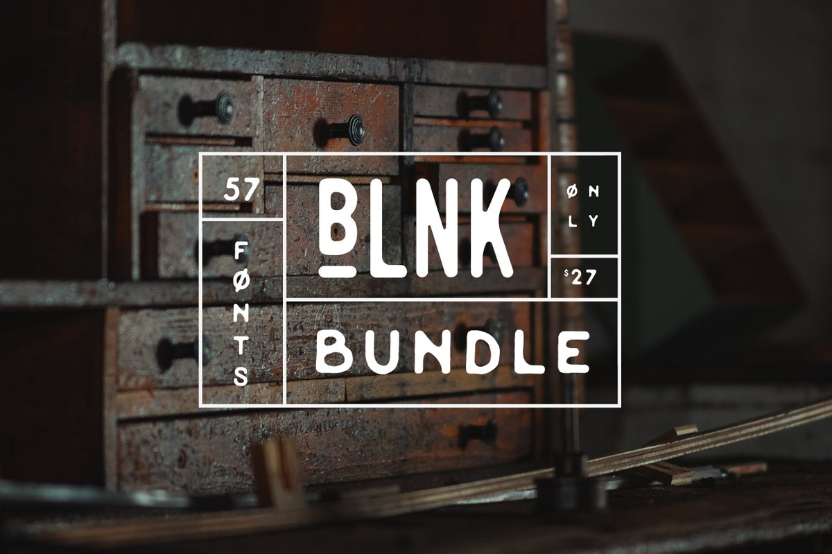 Image of The Big Blnk Bundle