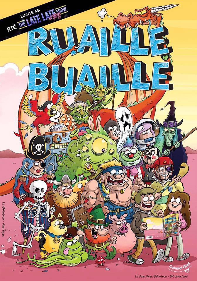 Image of Ruaille Buaille Imleabhar 2