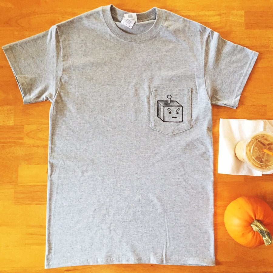 Image of Scrupulous Productions Pocket Tee