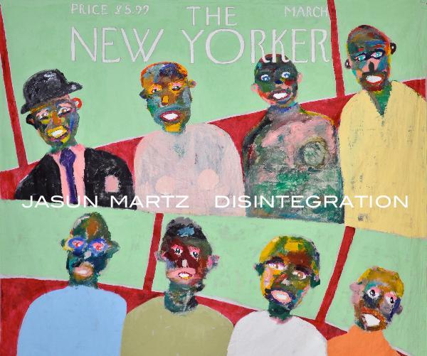 Image of <b>Jasun Martz Contemporary Art Book. Hardcover, softcover or ebook</b>