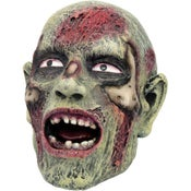 Image of Walking Dead Zombie Head Skull