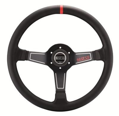 Image of Sparco L575 Leather Steering Wheel