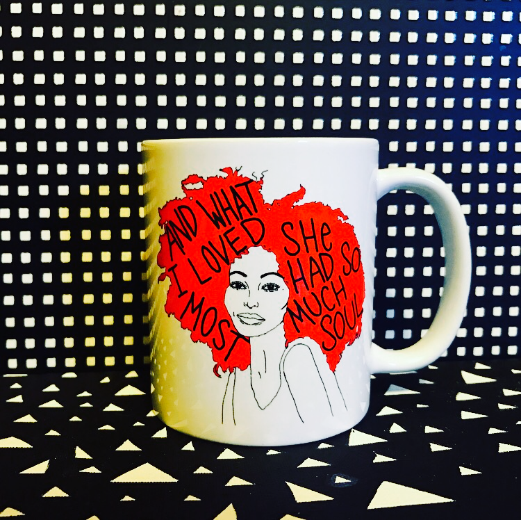 Image of 'So Much Soul' Mug