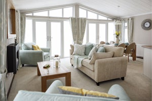 Image of Plot 5 Otter's Mead Holiday Home, Beetley Norfolk