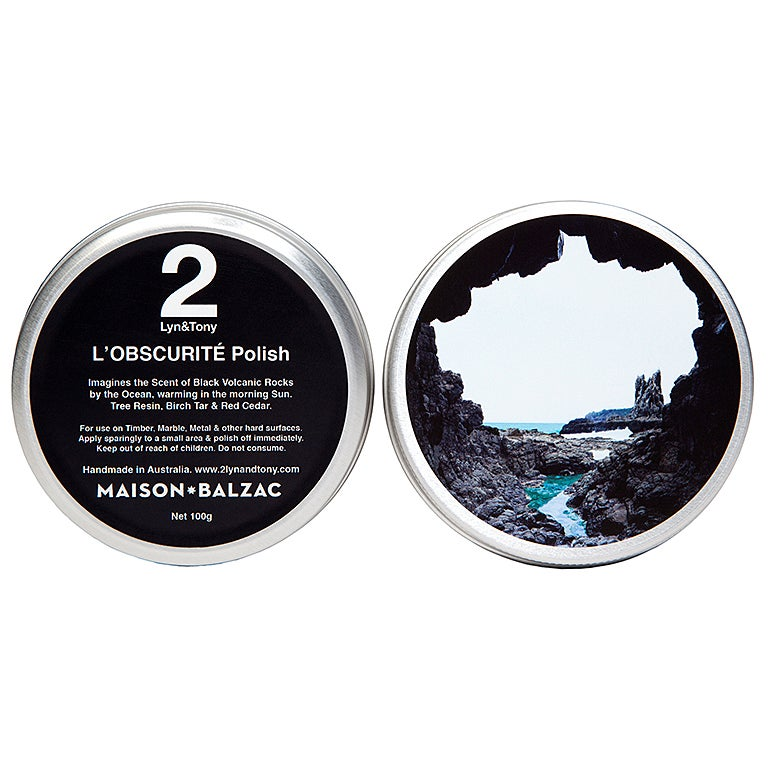 Image of L'Obscurite (Darkness) Scented Polish