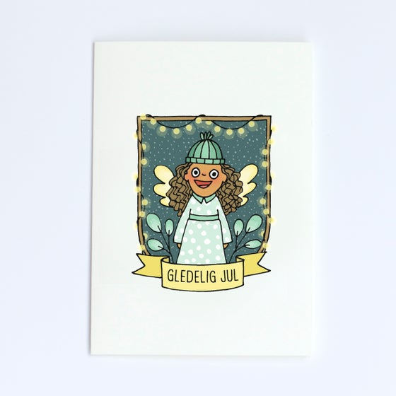 Image of xmas Angel