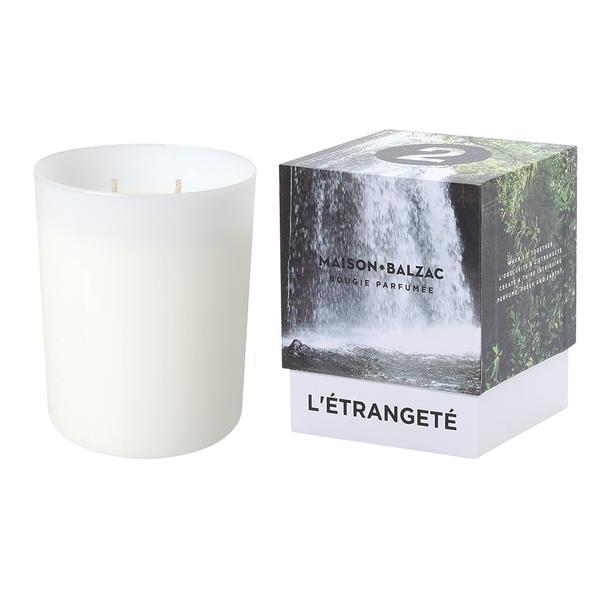 Image of L'Etrangete (Strangeness) Scented Candle - Lyn&Tony x Maison Balzac