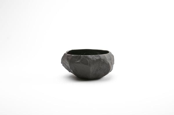 Image of Max Lamb - Crockery Bowl, Black