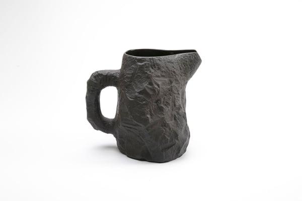 Image of Max lamb - Crockery Jug, Black