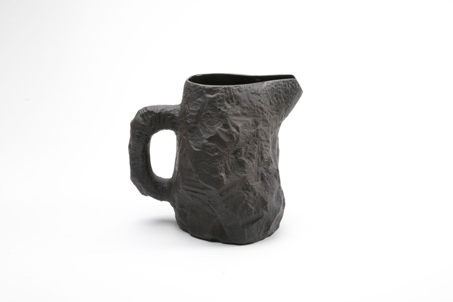 Image of Max Lamb - Crockery Jug, Black