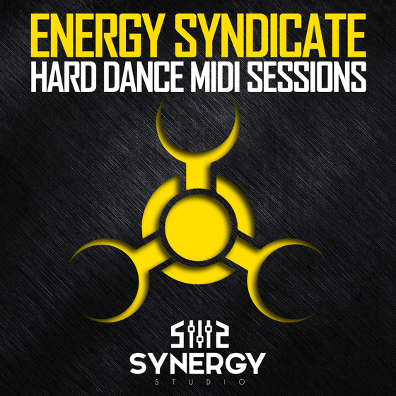 Image of ENERGY SYNDICATE HARD DANCE MIDI SESSIONS