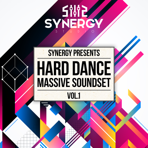 Image of SYNERGY HARD DANCE MASSIVE SOUNDSET VOL.1