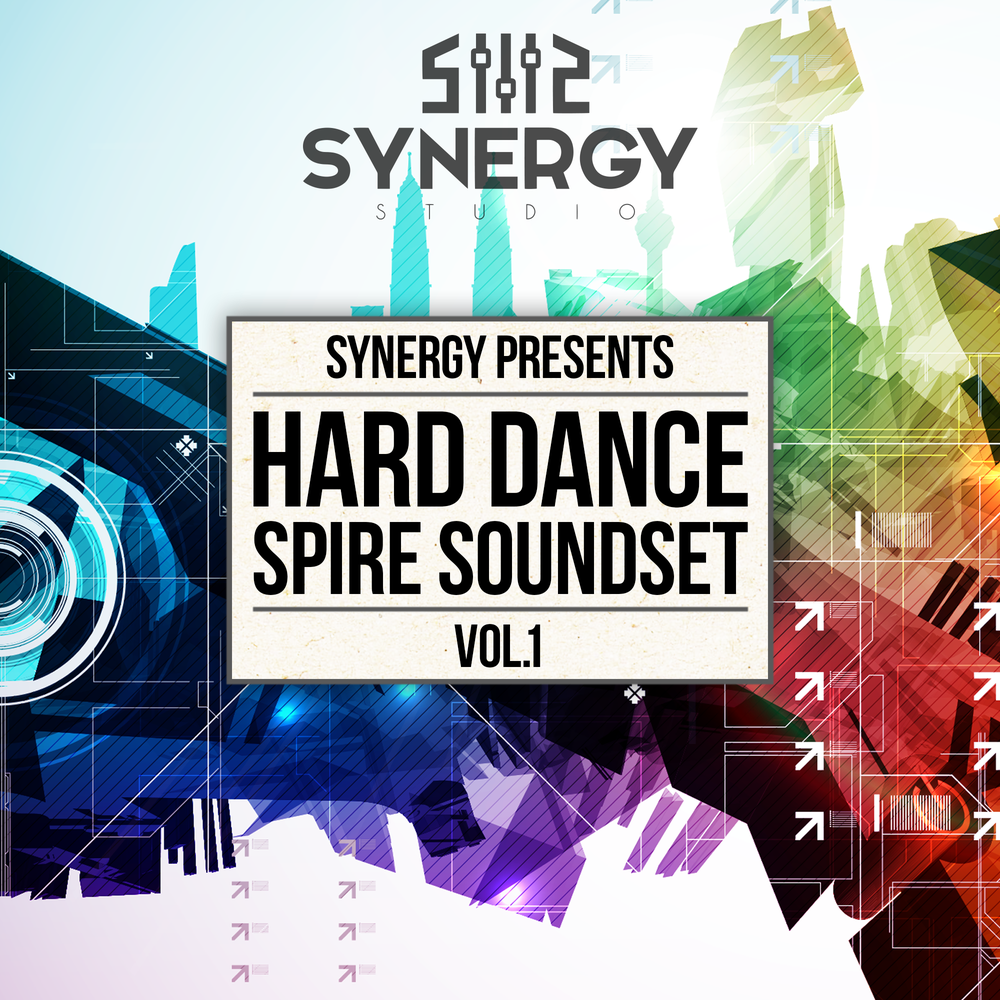 Image of SYNERGY HARD DANCE SPIRE SOUNDSET VOL.1