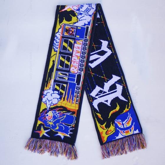 Image of Night crawler scarf