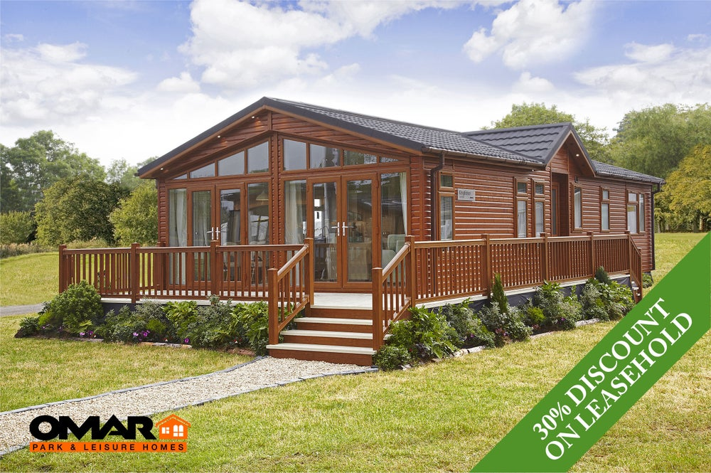 Image of Log Cabin Rental Norfolk, East Anglia