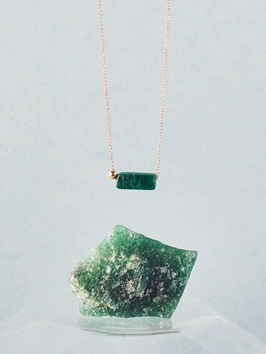 Image of AVENTURINE necklace