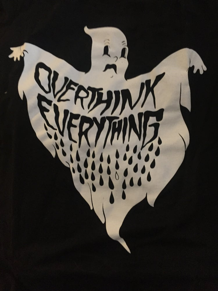Image of ORIGINAL ANXIETY GHOST T SHIRT