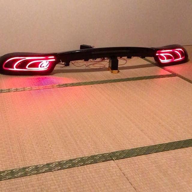 Image of PURAI Tail Lights Mazda FD3S RX-7