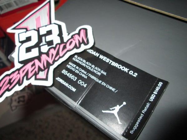 "Jordan Westbrook 0.2 ""Black"" - FAMPRICE.COM by 23PENNY"