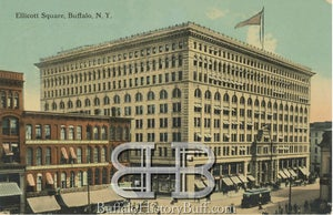 Image of Ellicott Square Building