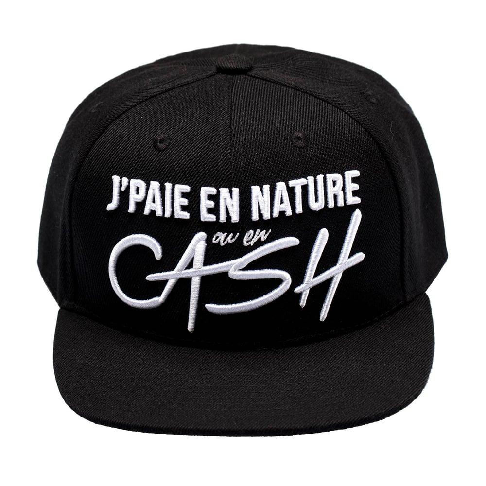 Image of Snapback - J'Paie en Nature ou en Cash