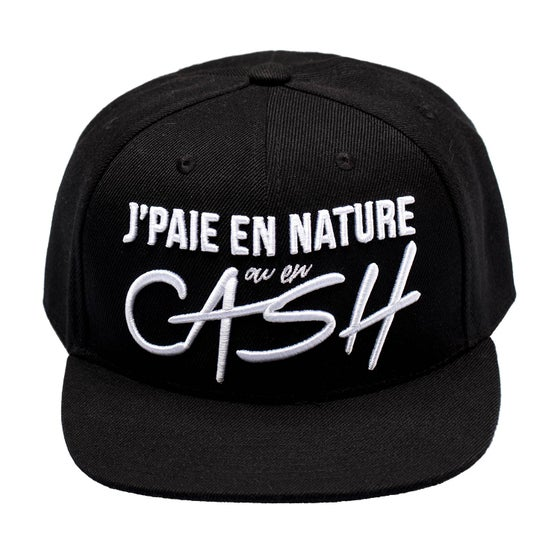 Image of Snapback - J'Paie en Nature ou en Cash